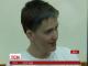 Стан Надії Савченко різко погіршився