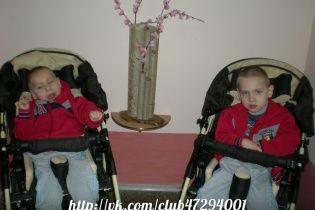 Допомоги потребують два братики Сашко і Олексійко
