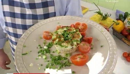 Рецепт яйца в формочках от Руслана Сеничкина