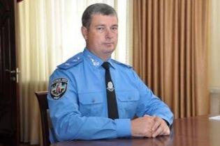 Очільника черкаської поліції відпустили під півмільйонну заставу