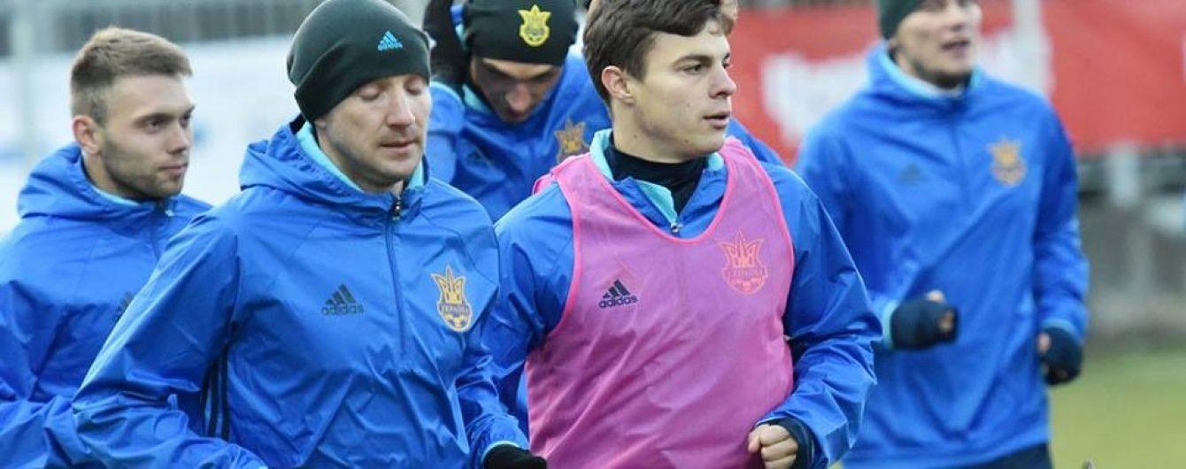 Півзахисник збірної України вважає критику після матчу з Кіпром справедливою