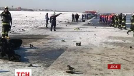 Причиной катастрофы самолета в Ростове-на-Дону мог стать конфликт пилотов