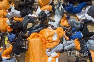 У Середземному морі за вихідні загинуло більше 100 мігрантів