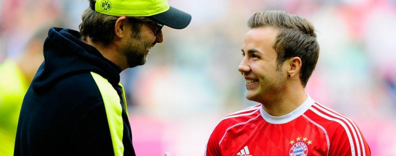 """Тренер """"Ліверпуля"""" впевнений, що зможе заманити у свою команду хавбека """"Баварії"""""""