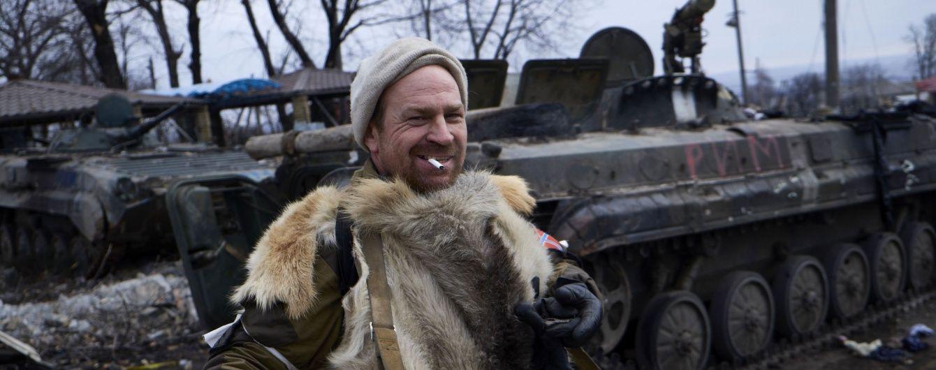 П'яні бойовики на викраденій БМП залишили без світла ціле село під Дебальцевим - розвідка