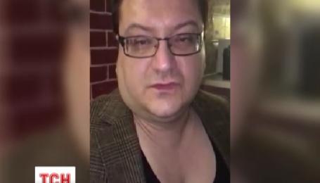Оприлюднено відео, зняте в останні години життя Грабовського