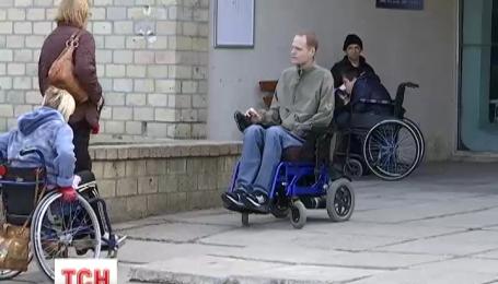 В Одессе переселенцы с особыми потребностями оказались на грани выживания