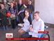 Тяжкопоранений біля Авдіївки боєць одружився просто в лікарні