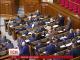 У Раді продовжують сперечатися щодо майбутнього уряду і парламентської більшості