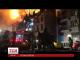 Велика пожежа сталася у Нью-Йорку