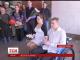 Тяжкопоранений біля Авдіївки боєць одружився в Дніпропетровській лікарні