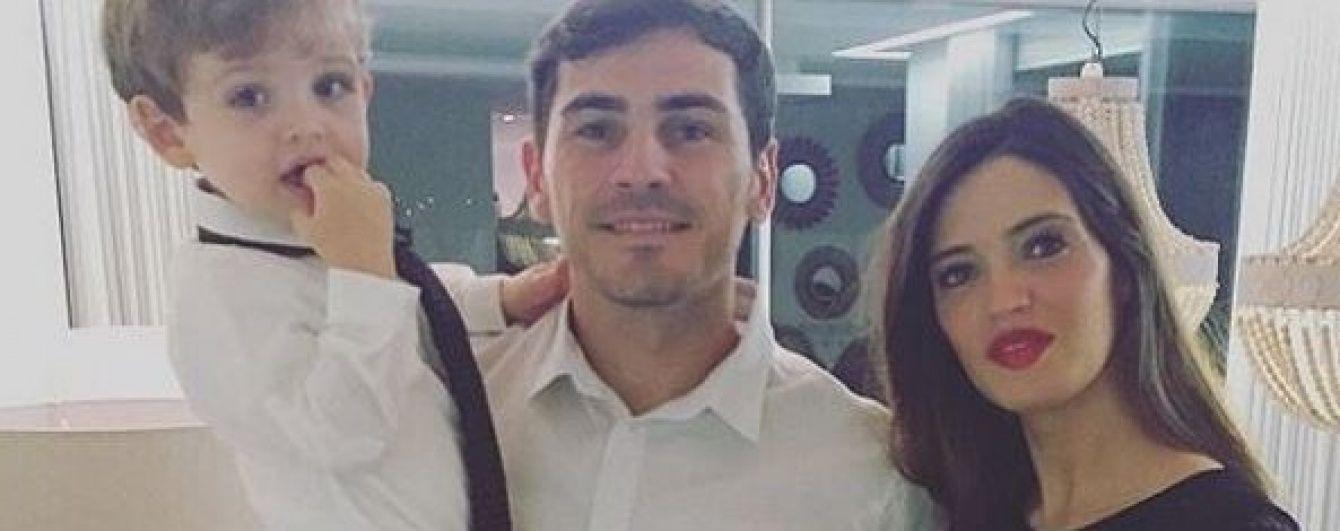 Касільяс та Карбонеро провели таємну церемонію одруження