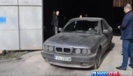 За прошлый год в Украине похитили более 2 тысяч авто