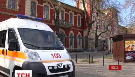 Одесского судью-стрелка перевели в частную больницу