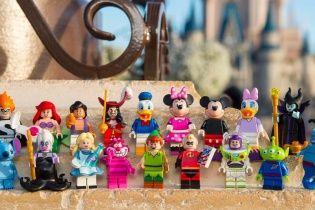 LEGO випустить унікальну колекцію героїв із відомих мультфільмів