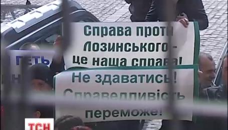 Экс-нардеп-убийца Лозинский просится на волю