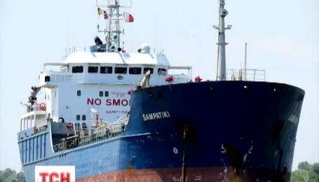Українські моряки потрапили до піратського полону біля Нігерії