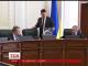 Суддя Макарівського суду Владислав Оберемко сховався у декретну відпустку
