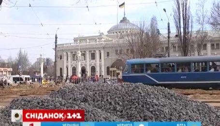 До конца года в Одессе таки появится собственный метрополитен с десятью станциями