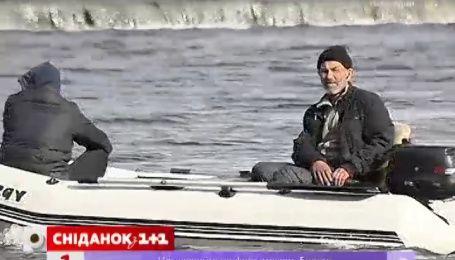 С сегодняшнего дня в Украине стартовал нерестовый запрет на лов рыбы