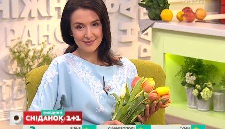 Основні секрети, щоб тюльпани стояли у вазі довше