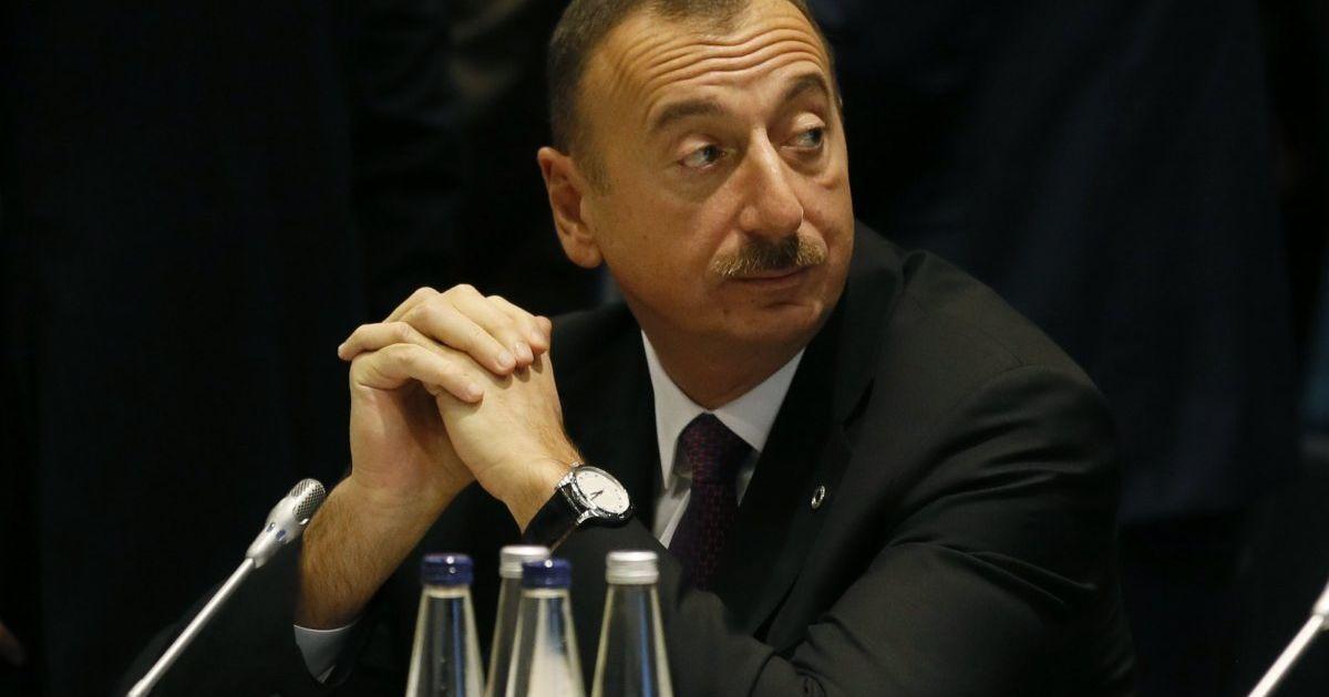 Президент Азербайджана заявил, что нужно вернуть армянский Ереван