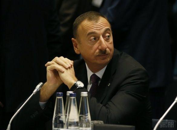 Ільхам Алієв президент Азербайджана