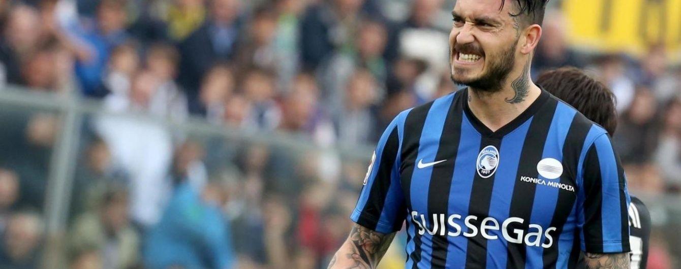 Чилійський футболіст забив фантастичний гол бісіклетою у чемпіонаті Італії