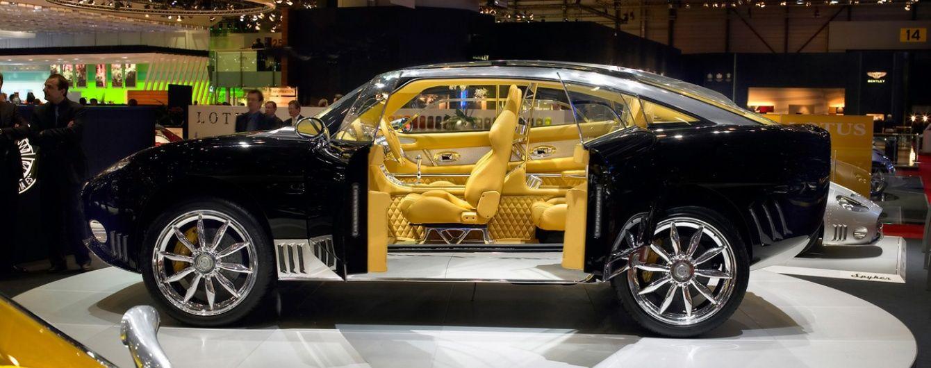 Spyker выпустит электрический внедорожник