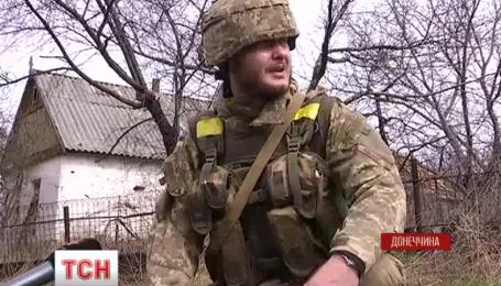 Двоє українських військових потрапили в полон у районі Горлівки