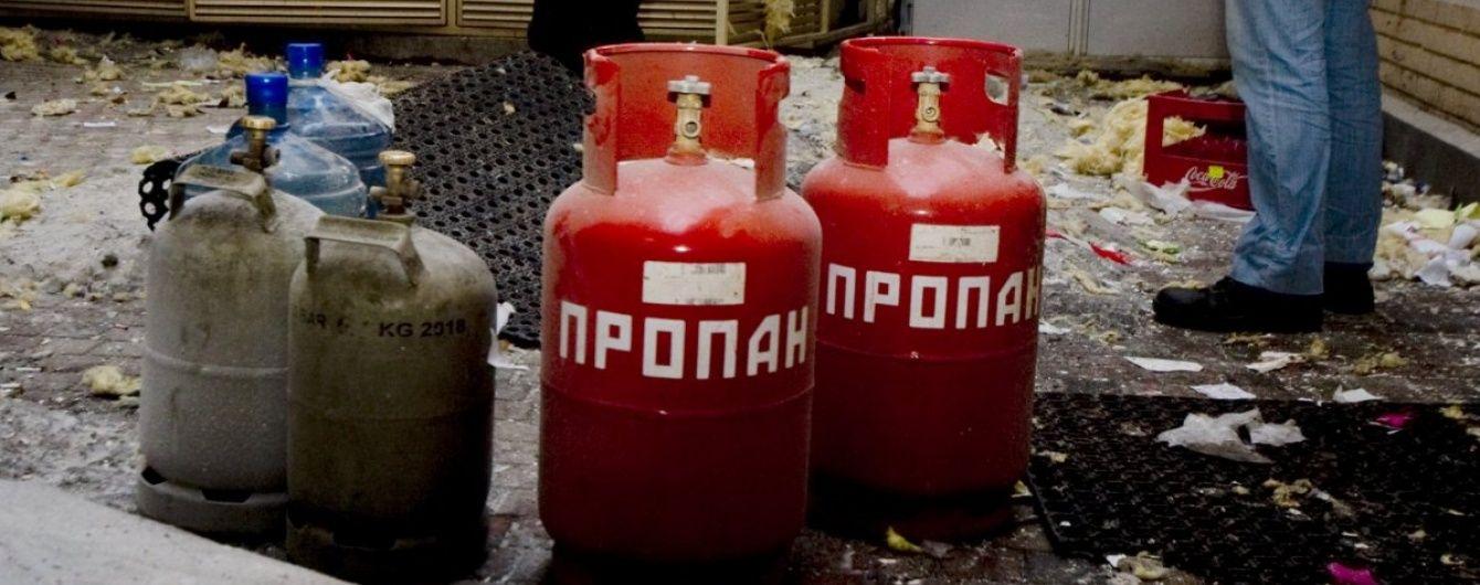 В Харькове взорвался автомобиль коммунальщиков