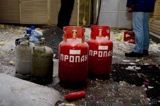 У Харкові вибухнув автомобіль комунальників