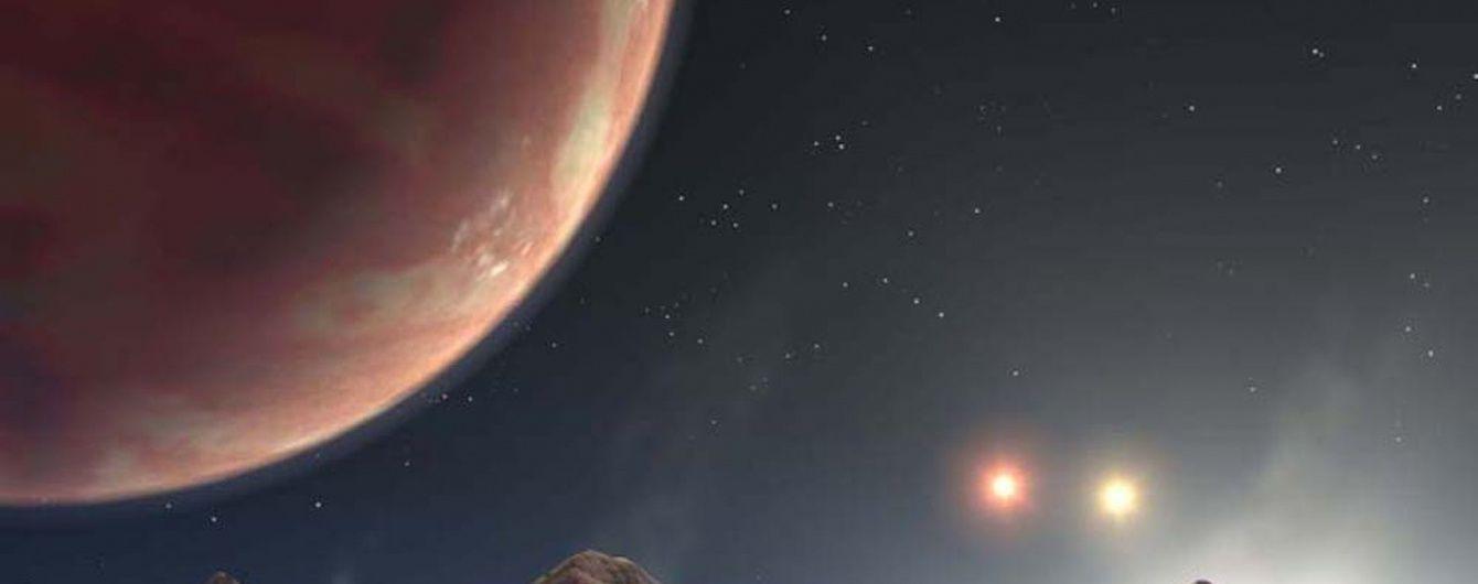 """Учені відкрили """"гарячий Юпітер"""" у потрійній зоряній системі"""