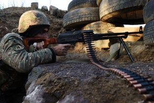 В стрельбе на границе с Нагорным Карабахом погиб азербайджанский военный