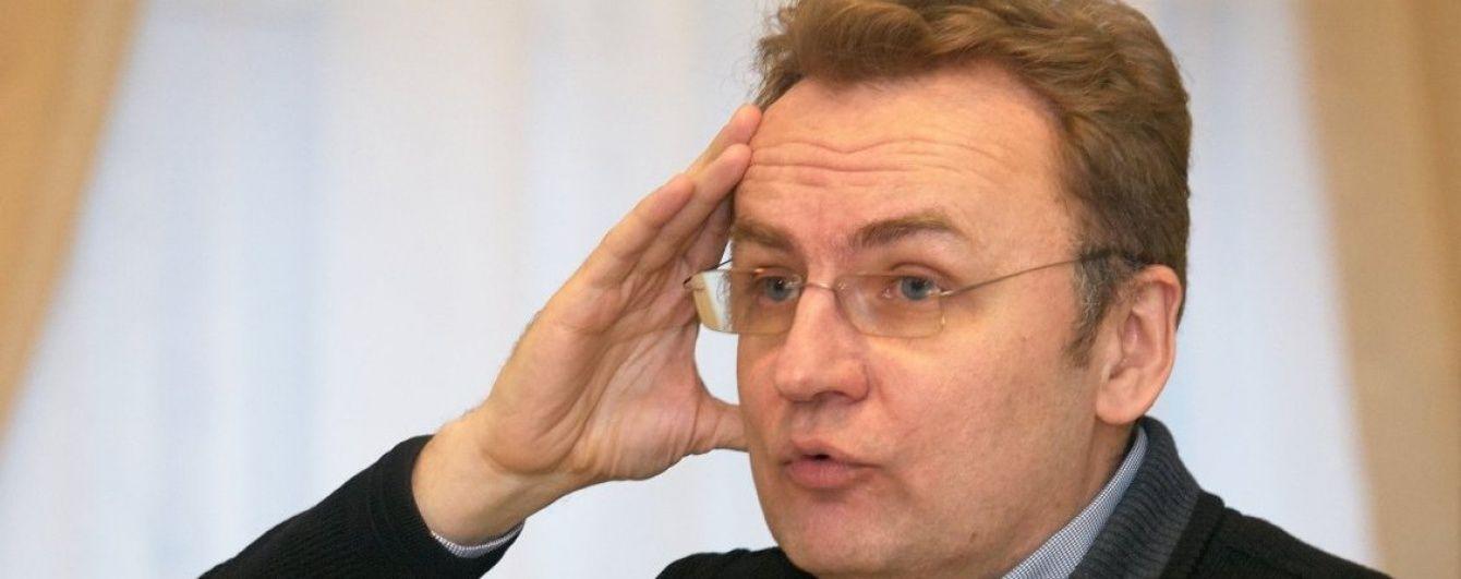 Обыски в горсовете Львова: что изымали и кого из подчиненных Садового подозревают