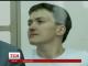Стан Савченко погіршився, але вона все ж обіцяє почати голодування