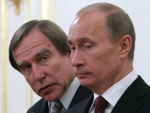 Друг Путіна Ралдугін
