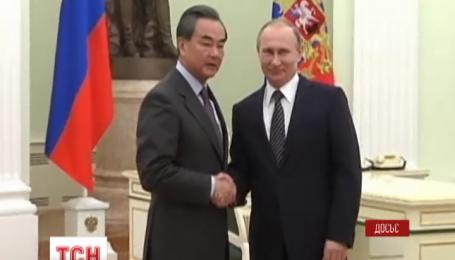 Китай снова прорастает Россией