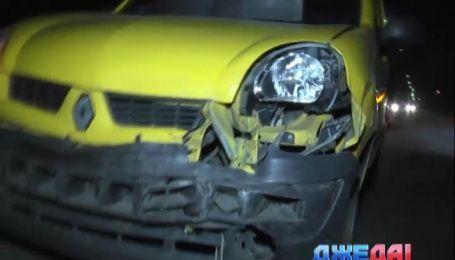 В столице аварию спровоцировал «мистический» светофор