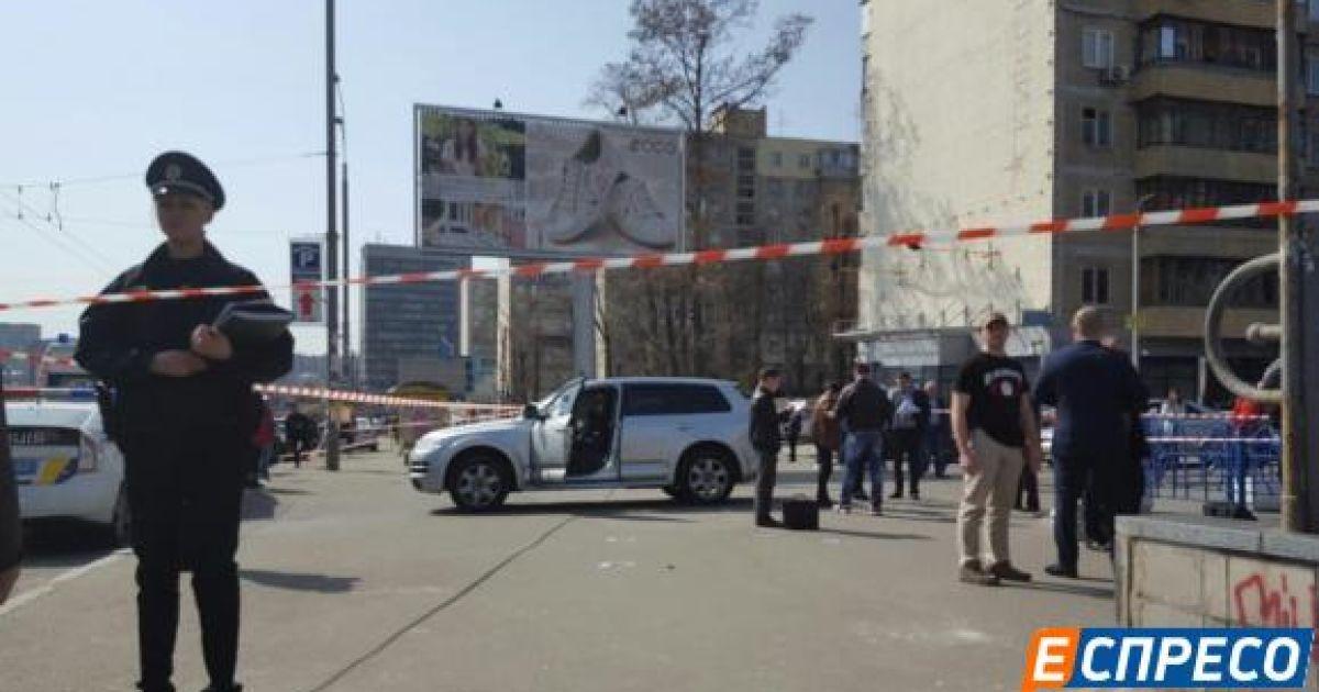 Убийство произошло среди белого дня @ Еспресо.TV