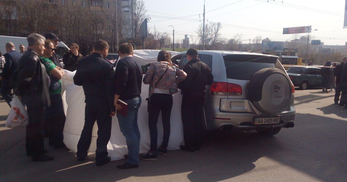 Три загадки убийства бизнесмена в Киеве: охранник, таинственный бизнес и полицейский руководитель