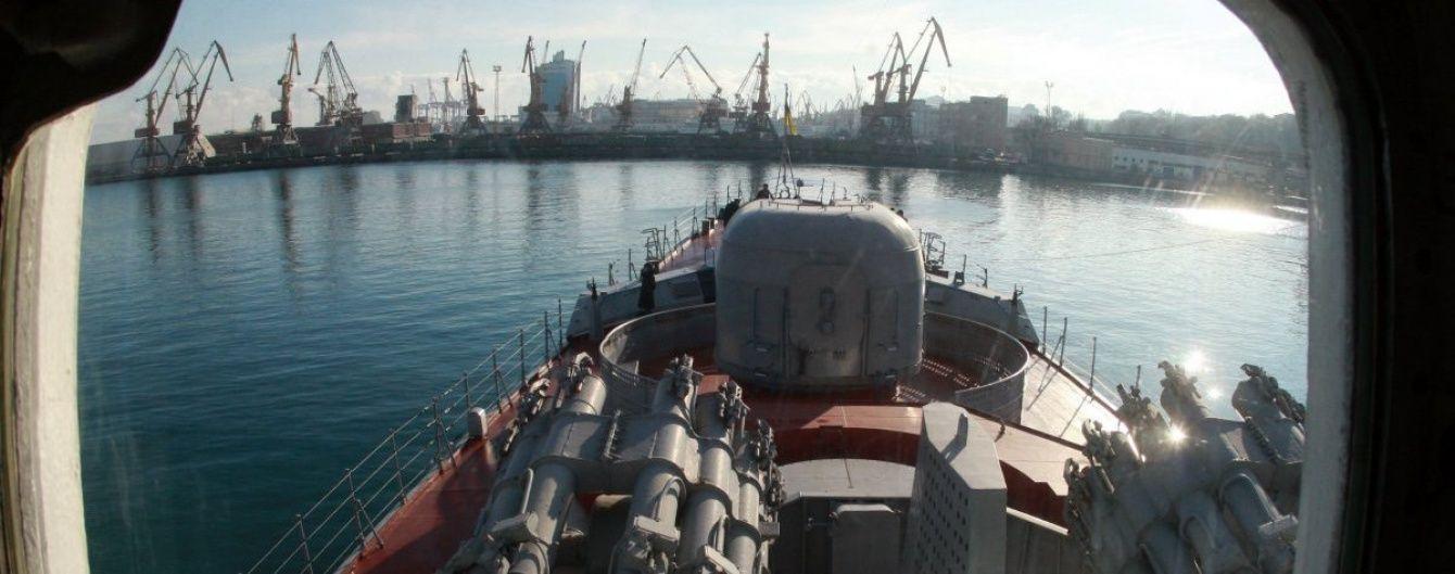 В Одесі створять сучасну військово-морську базу і розмістять штаб ВМС
