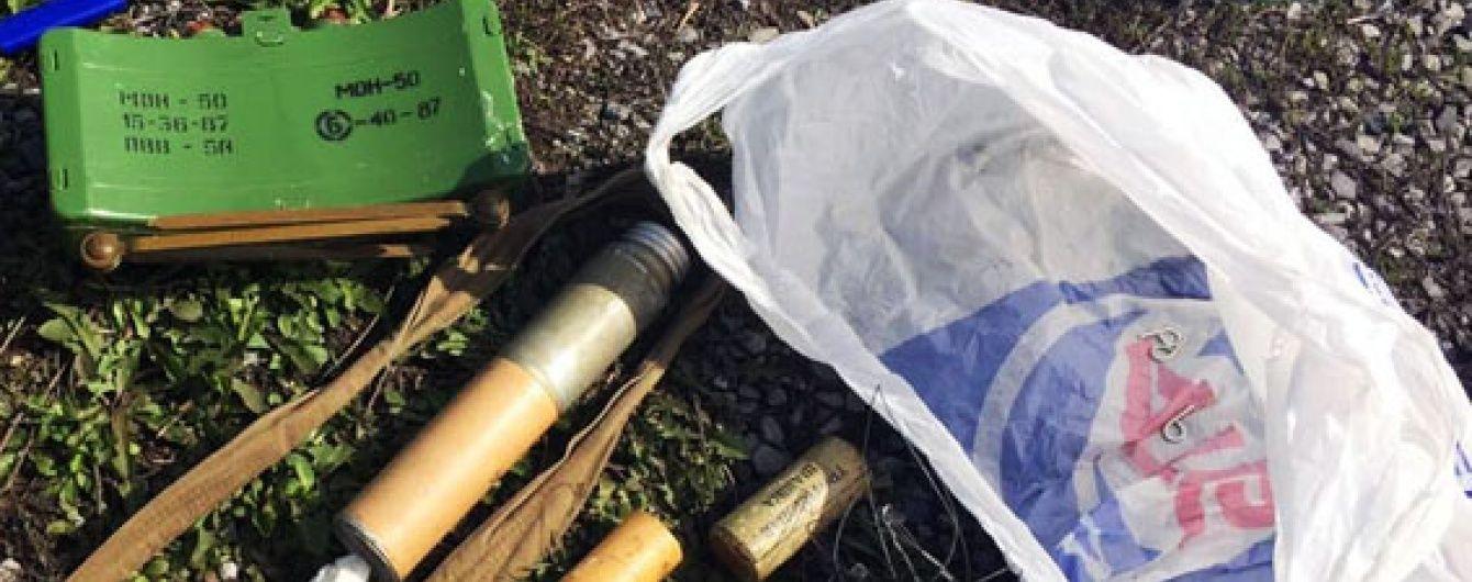 У Красноармійську схопили перевізника вибухівки