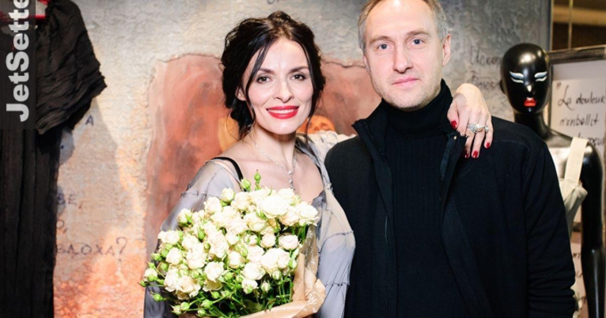Надія Мейхер з чоловіком @ jetsetter.ua
