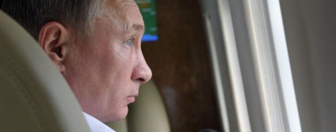 У Росії суд закрив справу про зняття Путіна з посади президента