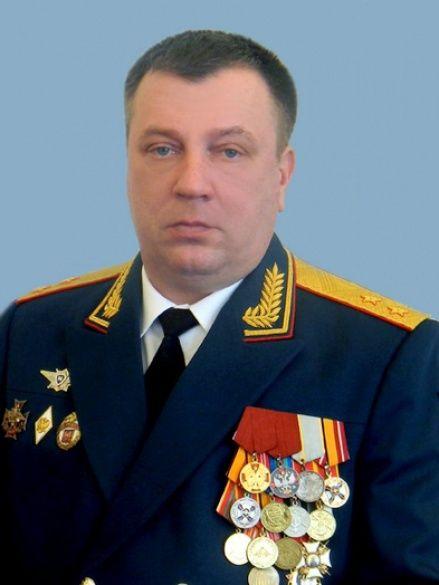 Російський генерал Гурульов
