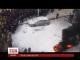 Під будівлею Адміністрації Президента сьогодні палили шини