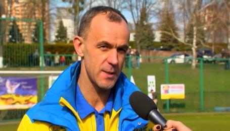 Нардеп Андрей Кожемякин считает футбол национальным видом спорта в Украине