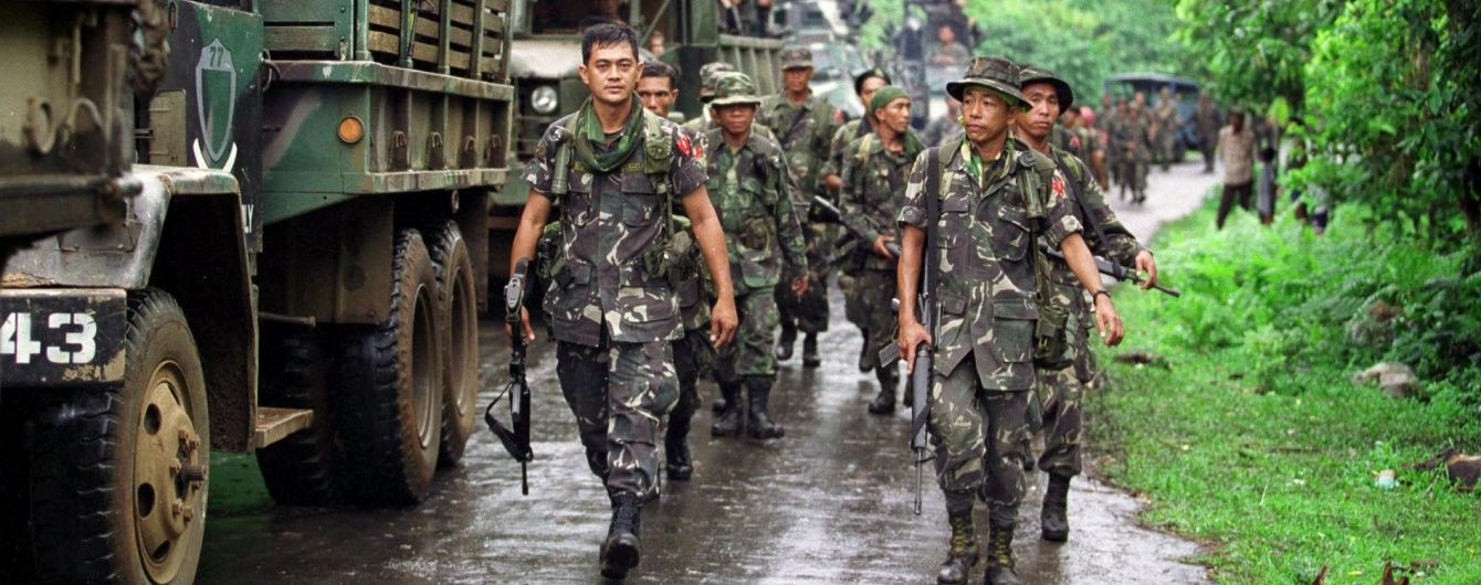 На Філіппінах внаслідок кривавої спецоперації загинуло 18 військових та 5 бойовиків