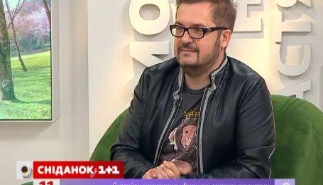 Александр Пономарев отправляется в большой тур по Украине